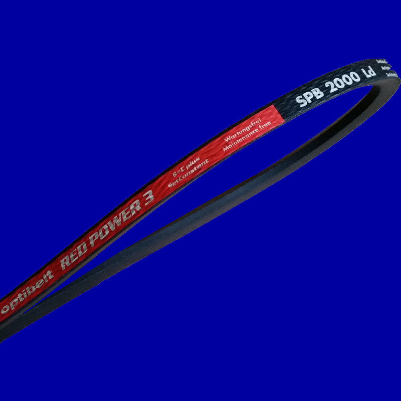 红龙三角带SPB2000