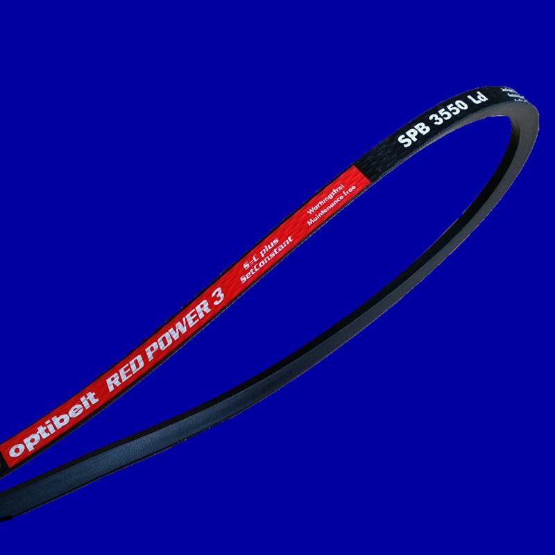 红龙三角带SPB3550