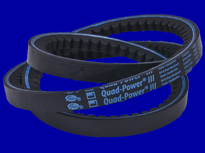 Quad-PowerⅢ三角带
